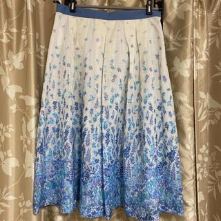 クミキョク(kumikyoku(組曲))のロングスカート(ひざ丈スカート)