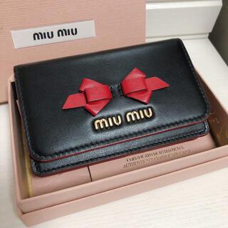 miumiu - miumiu カードケース