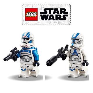 レゴ(Lego)のレゴ LEGO 75280 スターウォーズ ジェット/クローントルーパー 2体(SF/ファンタジー/ホラー)
