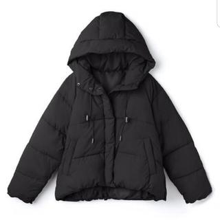 GRL - グレイル GRL 中綿エコダウンジャケット ブラック