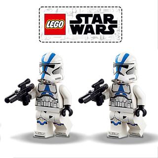 レゴ(Lego)のレゴ LEGO 75280 スターウォーズ 501部隊 クローントルーパー 2体(SF/ファンタジー/ホラー)