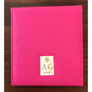 AG by aquagirl - 折りたたみミラー 雑誌 steady付録