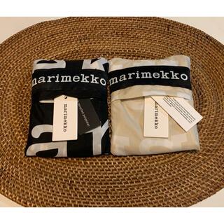 marimekko - マリメッコ☆エコバッグ マリロゴ 春の新作♪2個セット