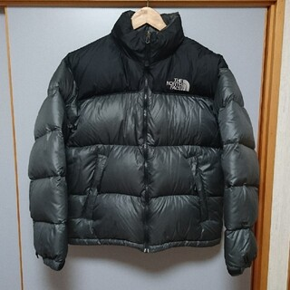 THE NORTH FACE - ヌプシジャケット センターロゴ THE NORTH FACE