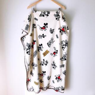 ディズニー(Disney)のミッキー❤️ふわふわ毛布(毛布)