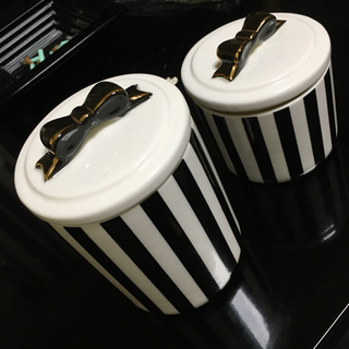 Francfranc - Francfranc 陶器小物入れ セット 廃盤商品