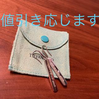 Tiffany & Co. - Tiffany 1837 バードロップピアス