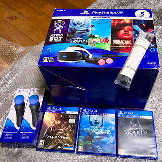SONY PlayStation VR メガパック