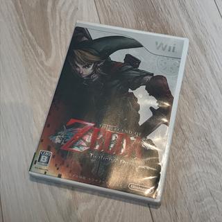 Wii - ゼルダの伝説 トワイライトプリンセス Wii