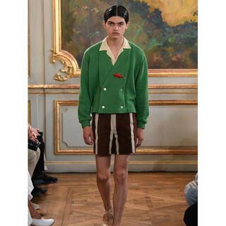 Supreme - bode20ss green cardigan