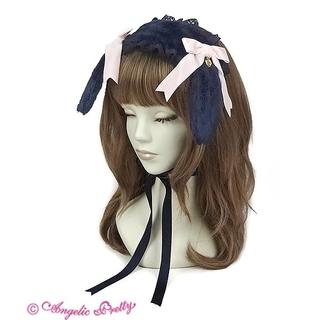 Angelic Pretty - 【Angelic Pretty】ロップイヤーBunnyベッドドレス☆コン×ピンク