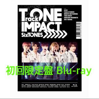 Johnny's - 新品 SixTONES TrackONE-IMPACT Blu-ray dvd