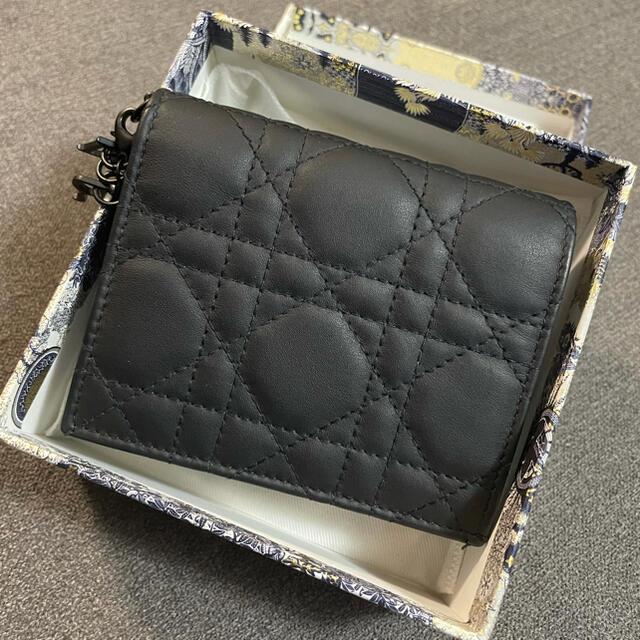 Christian Dior(クリスチャンディオール)のDIOR 財布 ウルトラマット 正規品 レディースのファッション小物(財布)の商品写真