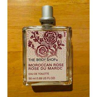 THE BODY SHOP - ザ・ボディショップ モロッカンローズ オードトワレ