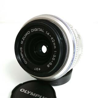 オリンパス(OLYMPUS)のミラーレス一眼 オリンパス OLYMPUS PEN PL 14-42(レンズ(ズーム))