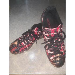 adidas - ☆Adidas Superstar clr 総柄 29.5cm☆