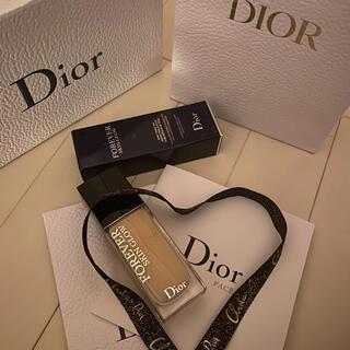 ディオール(Dior)のDior スキンフォーエヴァーフルイドグロウ(ファンデーション)