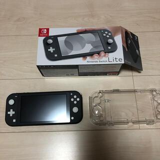 任天堂 - Nintendo Switch Liteグレー 『美品』
