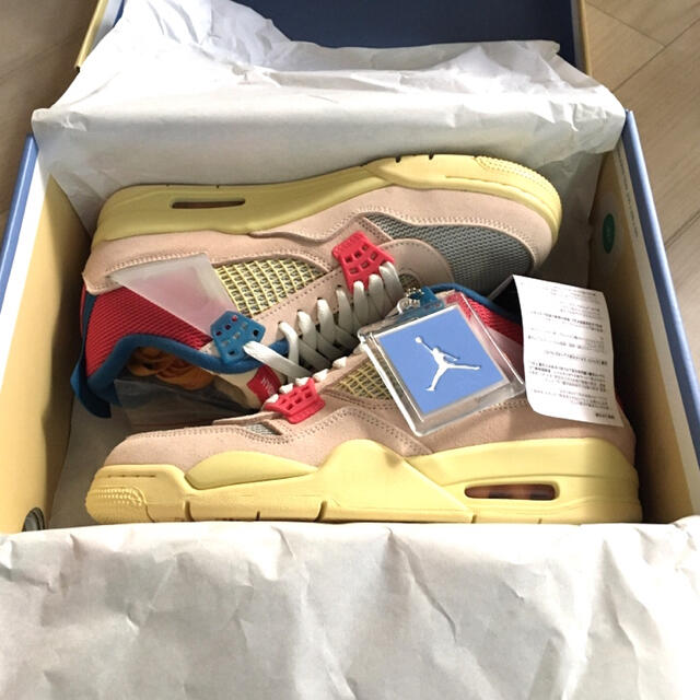 NIKE(ナイキ)の【正規品】AIR JORDAN 4 RETRO SP 26.5cm メンズの靴/シューズ(スニーカー)の商品写真