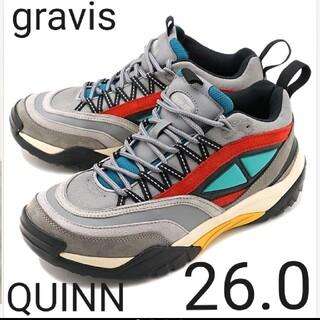 グラビス(gravis)のgravis グラビス ダッドシューズ 26.0cm 新品(スニーカー)