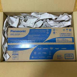 Panasonic - Panasonic ブルーレイディスクレコーダー DMR-4W200 ブラック