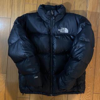 THE NORTH FACE - ノースフェイス ヌプシ フィル700 ブラック ダウンジャケット sサイズ