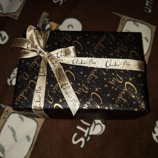 Dior - DIOR クリスマス ブラックポーチ3点セット