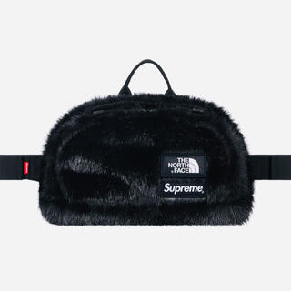 Supreme - Supreme TNF Faux Fur Waist Bag