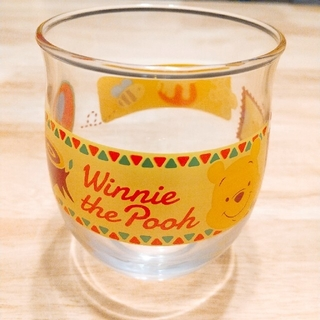 クマノプーサン(くまのプーさん)のKIRIN ディズニーキャラクター くまのプーさん ボウル グラス (グラス/カップ)