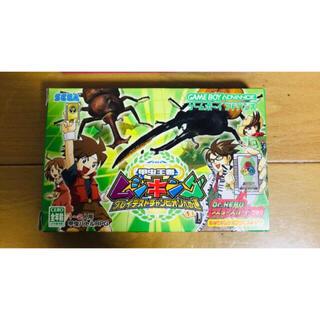 ムシキング グレイテストチャンピオン ゲームボーイ DS(携帯用ゲームソフト)