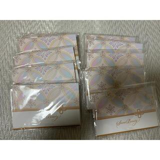 シセイドウ(SHISEIDO (資生堂))のスノービューティー 特製紙おしろい 10個(あぶらとり紙)