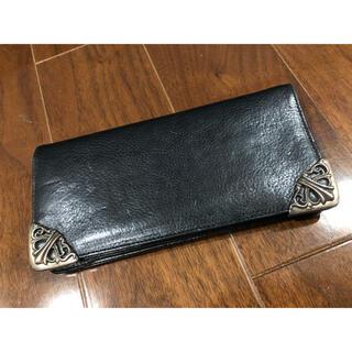 Chrome Hearts - クロムハーツ シングルフォールド ウォレット 財布