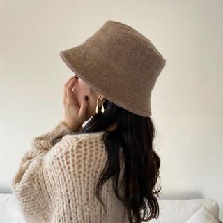 Kastane - lawgy remore wool aw hat