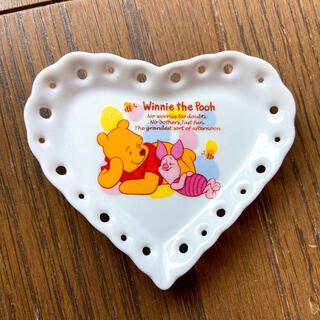 Disney - くまのプーさん  プーさん  小皿