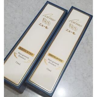 新品ニューモ薬用育毛剤75ml2本セット(ヘアケア)