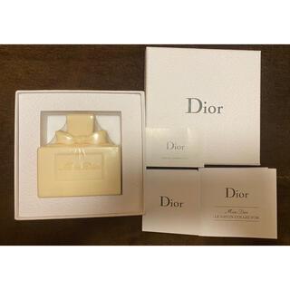 Dior - ミスディオールシルキーソープ