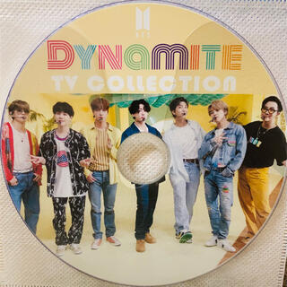 防弾少年団(BTS) - BTS 防弾少年団★2020TV COLLECTION Dynamite DVD