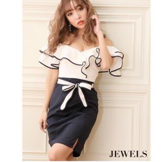 JEWELS - ドレス ミニドレス キャバドレス