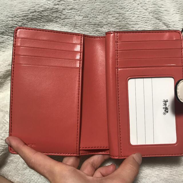 COACH(コーチ)のコーチ ミディアム コーナー ジップ ウォレット レディースのファッション小物(財布)の商品写真