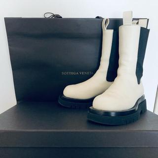 Bottega Veneta - ザ・ラグ ブーツ bottegaveneta