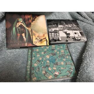 初音ミク まらしぃ ピノキオピー   Ayase CD セット(ボーカロイド)