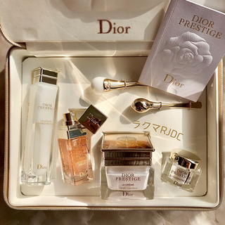 Dior - 【新品未開封】プレステージ クリスマス限定 ディスカバリーキット セット 最新版