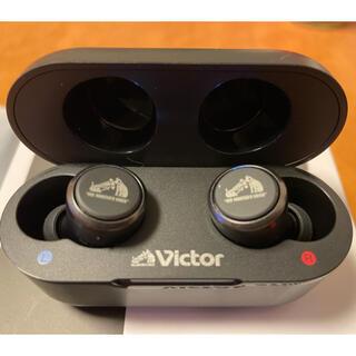 ビクター(Victor)のVictor HA-FX100T 完全ワイヤレスイヤホン(ヘッドフォン/イヤフォン)