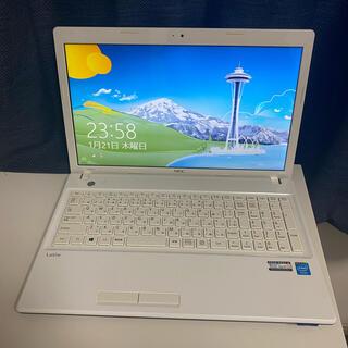 NEC - NECノートパソコンPC-LE150/N1W-P2
