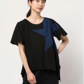 TSUMORI CHISATO - ツモリチサト スターフリルT Tシャツ