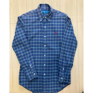 Ralph Lauren - ラルフローレン チェックシャツ Sサイズ