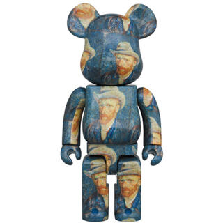 MEDICOM TOY - BE@RBRICK「Van Gogh Museum」 1000%