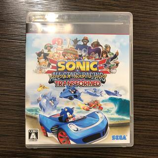 ソニック&オールスターレーシング トランスフォームド PS3