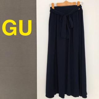ジーユー(GU)のGU(ロングスカート)