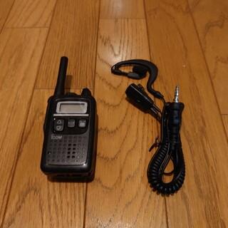 特定小電力トランシーバー IC-4300 ブラック ICOM(アマチュア無線)